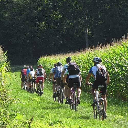 Fahrrad und E-Bike Touren Dortmund