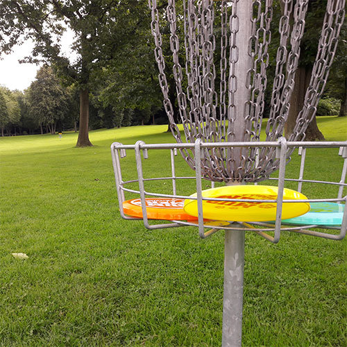Disc Golf Rüsselsheim am Main