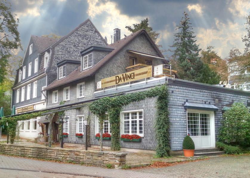 Eventlocation - Da Vinci Restaurant - Wuppertal - Außenansicht