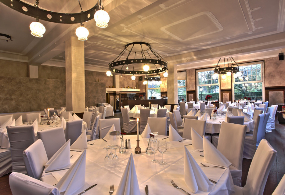 Eventlocation - Da Vinci Restaurant - Wuppertal - Innenansicht