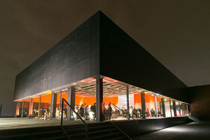Eventlocation - Erich Brost Pavillion - Essen