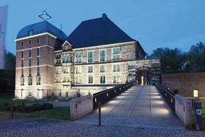 Eventlocation - Fabbrica Schloss Horst - Gelsenkirchen - Außenansicht