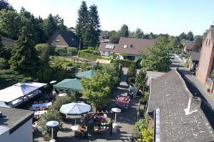 Eventlocation - Haus Kleinlosen - Krefeld - Außenansicht