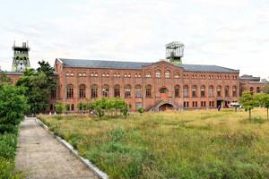 Eventlocation - Maschinenhalle Zweckel - Gladbeck - Außenansicht