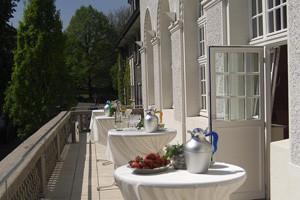 Eventlocation - Minitrops Hotel - Essen - Außenansicht