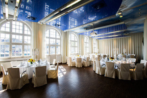 Eventlocation - Minitrops Hotel - Essen - Innenansicht