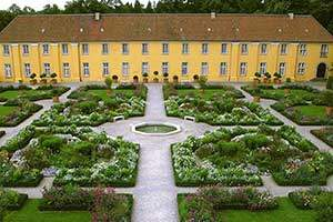 Eventlocation - Schloss Benrath - Duesseldorf