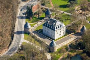 Eventlocation - Schloss Hardenberg im Ortsteil Neviges in Velbert im Bundesland Nordrhein-Westfalen