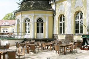 Eventlocation - Stadtgarten Steele - Essen - Außenansicht