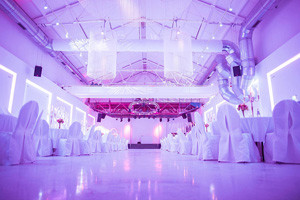 Eventlocation - The Address Exclusive Events - Essen - Innenansicht