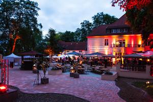 Eventlocation - Villa Rheinperle - Duisburg - Außenansicht