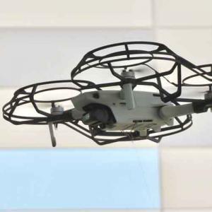 Drohnen Parcours-Bau und Wettbewerb