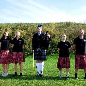 Highland Games Britz