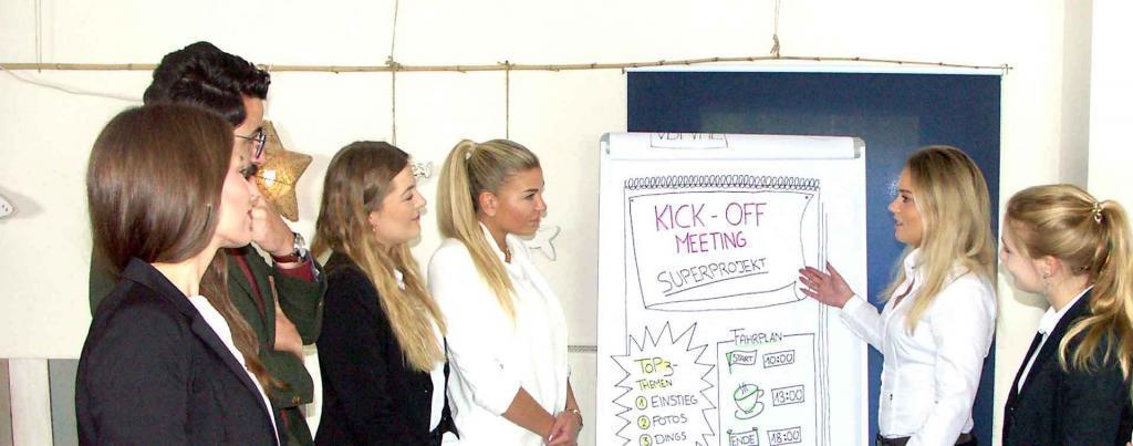 Kick-Off Rahmenprogramme