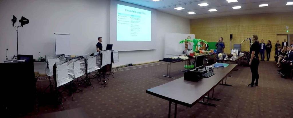 Team-Event und Rahmenprogramm Ideen