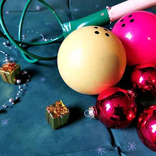 Boßelkugel, Kraber zur weihnachtsfeier